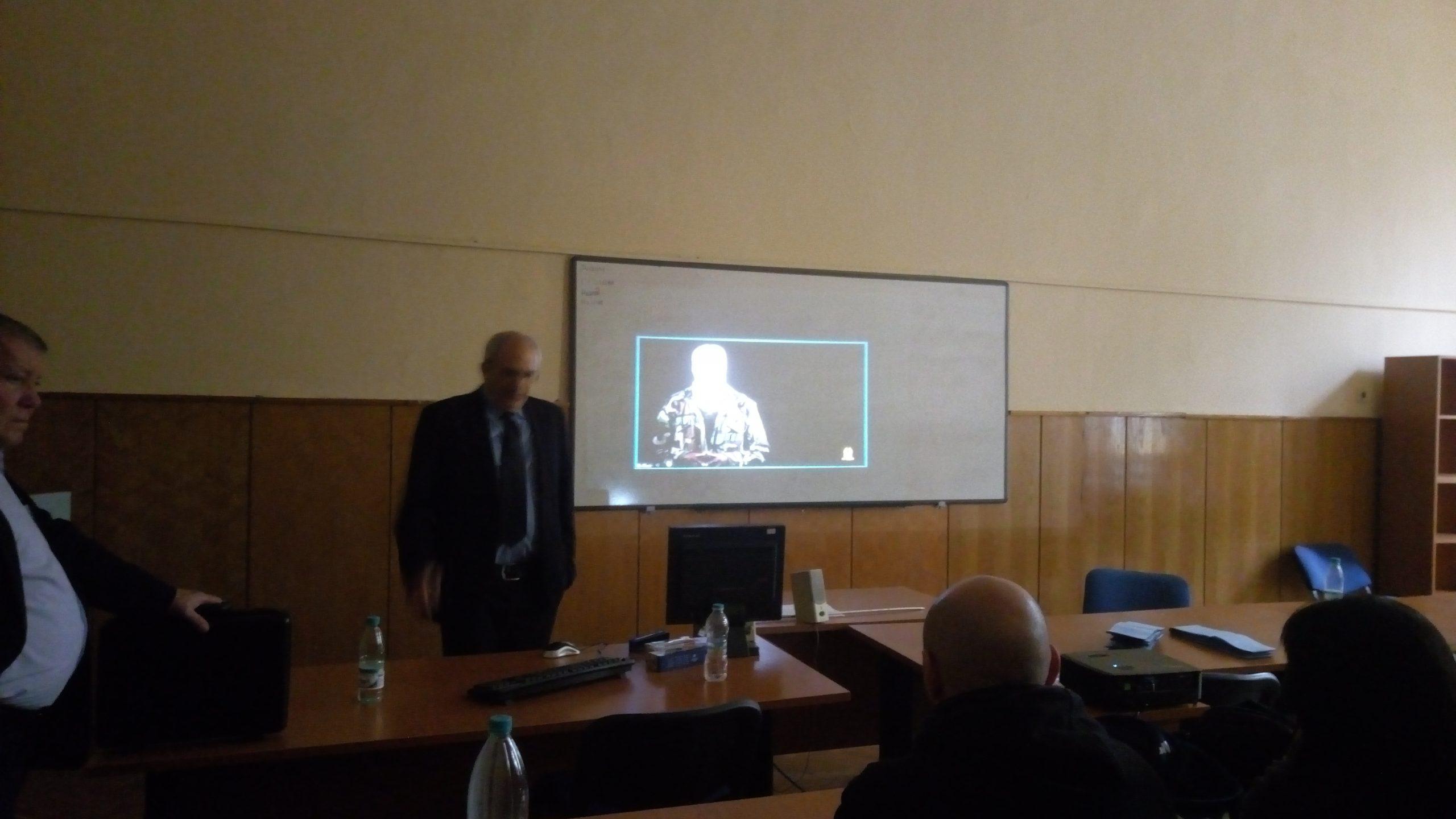 Работен семинар със специалисти от Израел
