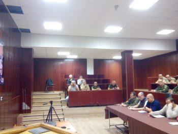 Участие на студенти от специалността в Компютърно подпомагано Командно-щабно учение