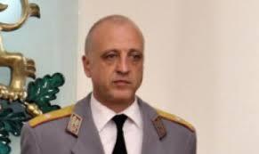Лекция на бригаден генерал Емил  Тонев – началник на Националната служба за охрана.