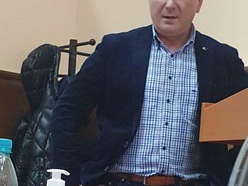 Лекция на  Националния контратерористичен център в ДАНС г-н Мирослав Михайлов.