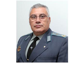 ГОСТ-ЛЕКТОР полк.Павлин Райнов – национален представител  в Centre of excellence – Defence against terrorism ( COE–DAT)) – Турция.