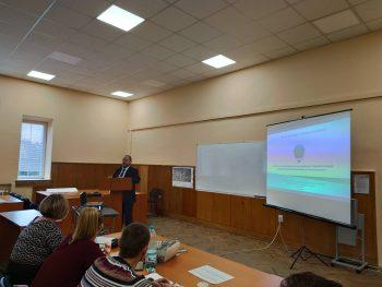 Ст.комисар Бисер Костадинов – гост лектор