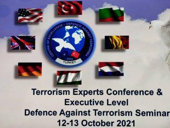 Участие на студентите от специалността в годищната международна конференция на Центъра на НАТО по противодействие на тероризма  – Анкара, Турция