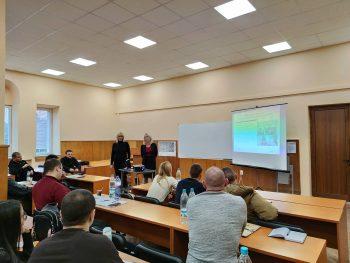 Гостуване на лектори от ГДБОП и Система 112